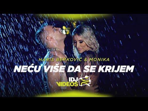 Neću više da se krijem – Haris Berković i Monika Ivkić – nova pesma i tv spot