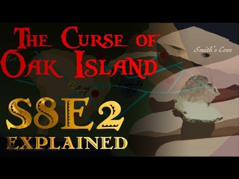 The Curse of Oak Island S8E2 Explained
