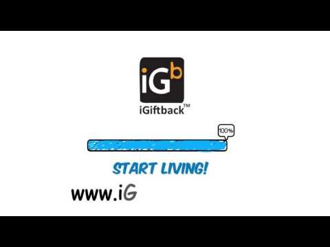 Video of iGiftback