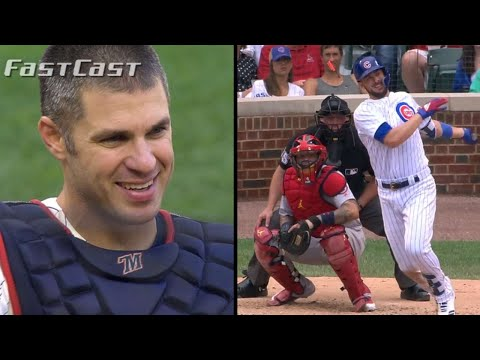 Video: MLB.com FastCast: Mauer calls it a career: 11/9/18