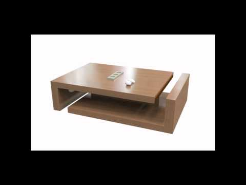 Table Basse Private 4rum