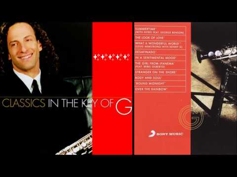 Kenny G In A Sentimental Mood