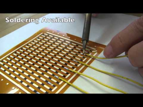 Advanced Screen-Printing for the Printable & Flexible Electronics