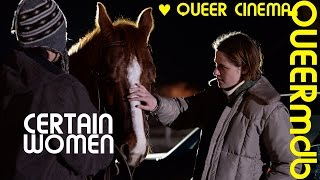 Nonton Certain Women | Film 2016 -- lesbisch | lesbian [Full HD Trailer] -- starring Kristen Steward Film Subtitle Indonesia Streaming Movie Download