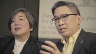 2015년 국제가정교류재단 포럼에 대한 동영상 (IFFD)