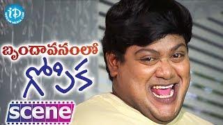 XxX Hot Indian SeX Krishnudu Romance With Housekeeper Brindavanam Lo Gopika Romance Of The Day 346 .3gp mp4 Tamil Video