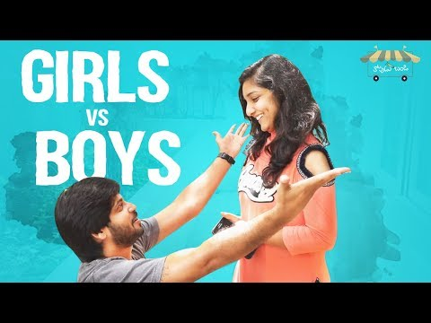 Girls Vs Boys || TB || 2018 Latest Comedy Video