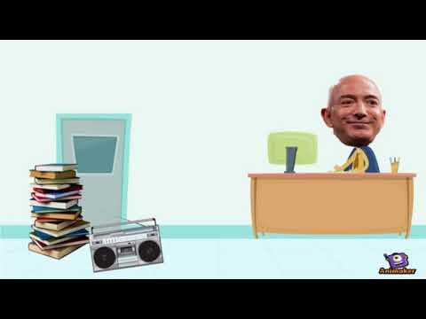 La vie de Jeff Bezos