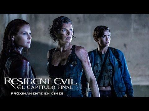 Resident Evil: El Capítulo Final - Tráiler oficial en español HD?>