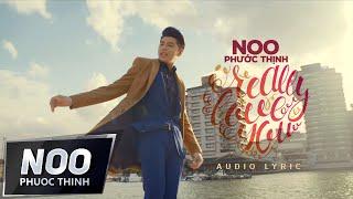 Really Love You | Noo Phước Thịnh | Official MV