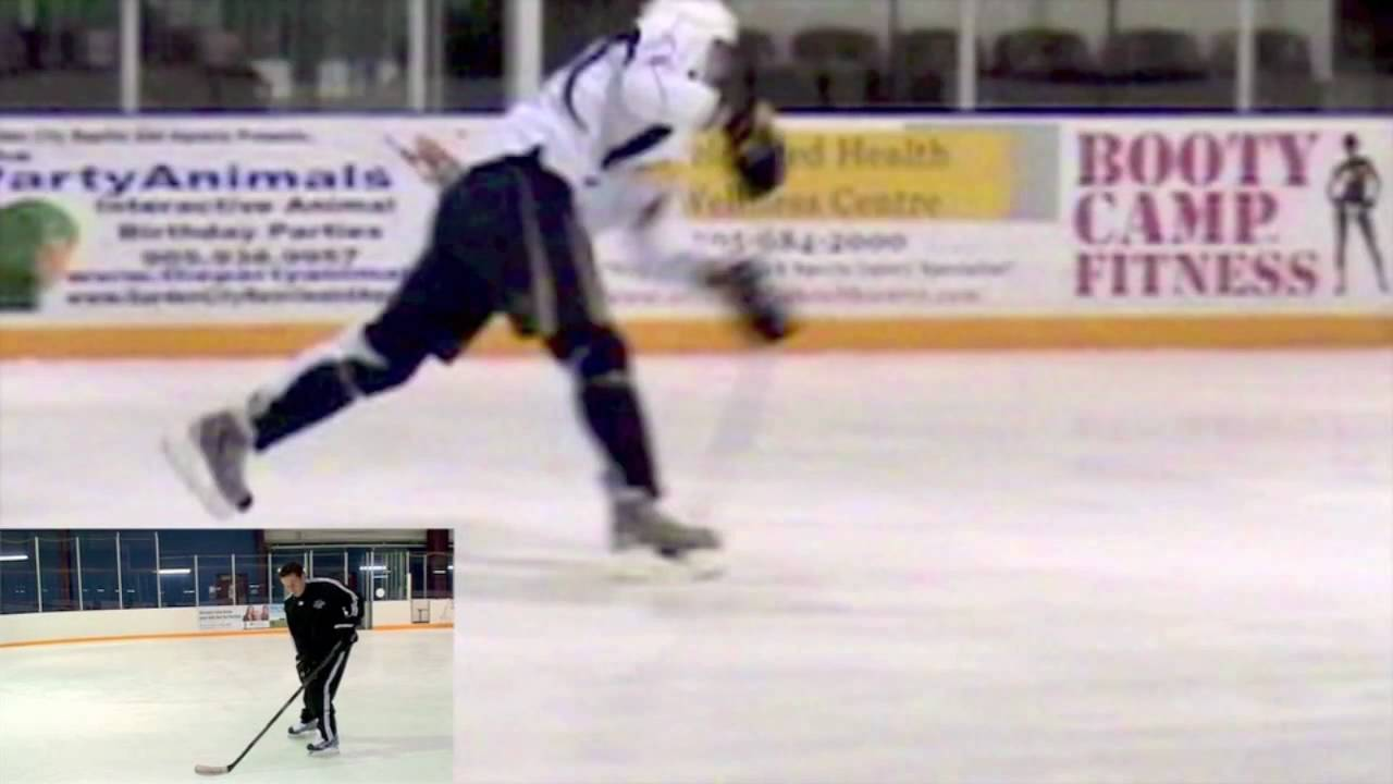 "Playmakers Hockey ""Next Level"" Instructional Shooting Video"