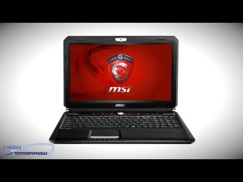 MSI GX60 Quad-Core A10 7970M Series 1080P Gaming Laptop Overview