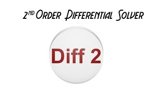 2nd Differential Solver Free YouTube video