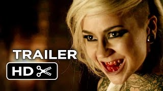 Nonton Anarchy Parlor Official Trailer 1 (2015) - Horror Movie HD Film Subtitle Indonesia Streaming Movie Download