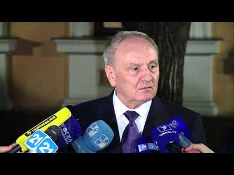 Președintele Nicolae Timofti l-a desemnat pe domnul Valeriu Streleț în calitate de candidat pentru funcția de prim-ministru