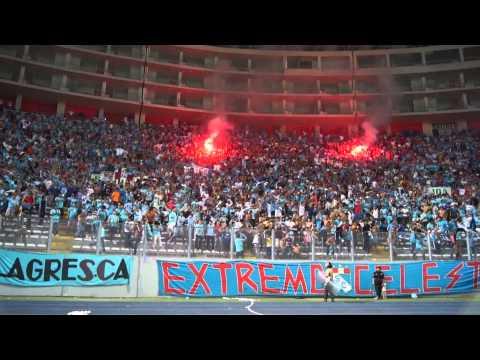 Extremo Celeste - La Hinchada que nunca abandona - Extremo Celeste - Sporting Cristal