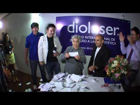 Diolaser Sorteio Paris (Programa Em Alta 19/01/13)