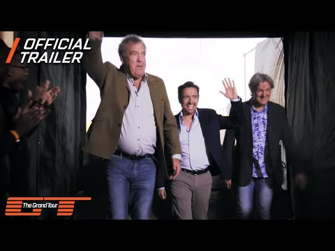 The Grand Tour Official Trailer
