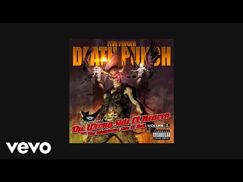 Five Finger Death Punch - Burn MF (Official Audio)