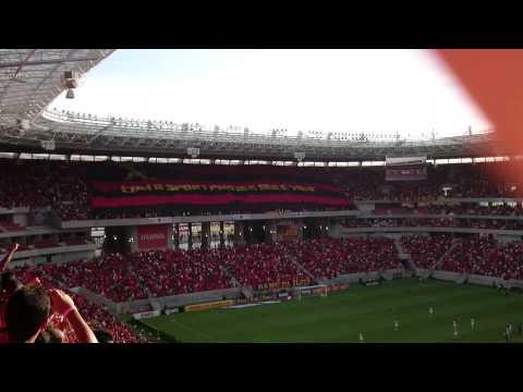 Video - Sport Club Recife um sentime que nunca vai acabar - Brava Ilha - Sport Recife - Brasil