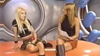 Disk MTV - Sabrina Parlatore entrevista Christina Aguilera