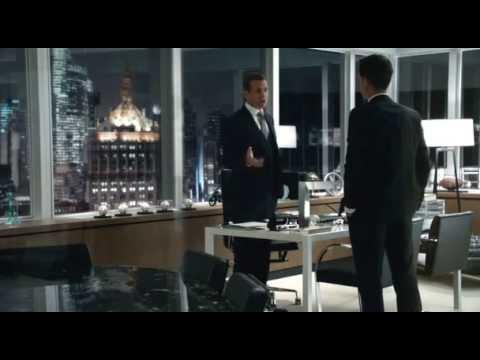 Suits Season 2 Episode 11 - Bribe