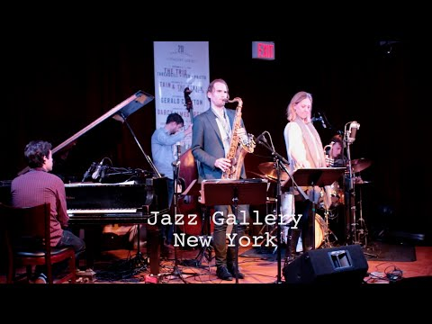 You're my everything / Tobias Meinhart with Ingrid Jensen at the Jazz Gallery