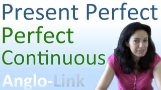 Present Perfect Continuous Vs Present Perfect - Learn English Tenses (Lesson 3)