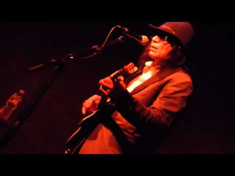 "Sixto Rodriguez LIVE performing ""Last Request"""
