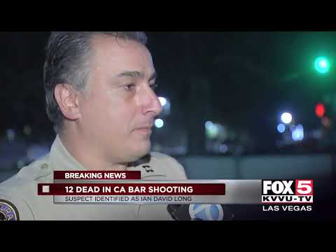 At least 12 people killed in mass shooting in Thousand Oaks, CA