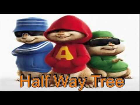 Vybz Kartel - Half Way Tree - Chipmunks Version - May 2017