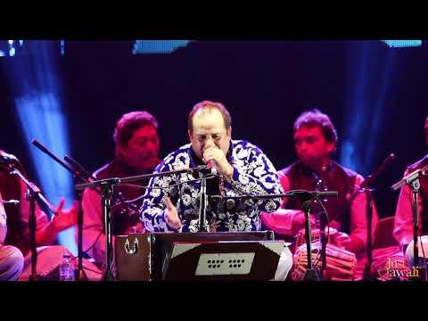 Video Yeh Jo Halka Halka Suroor Hai - Ustad Rahat Fateh Ali Khan Live download in MP3, 3GP, MP4, WEBM, AVI, FLV January 2017