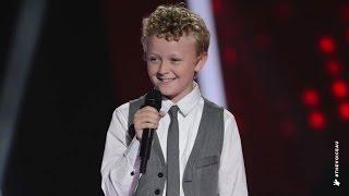 Video Reilly Sings Grenade | The Voice Kids Australia 2014 MP3, 3GP, MP4, WEBM, AVI, FLV Agustus 2018