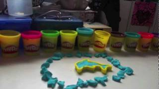 Download Lagu Play Doh stop motion-LJF Mp3