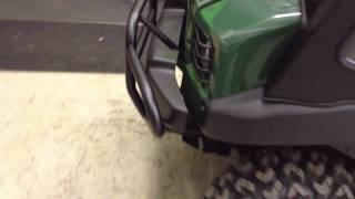 2. Upload Video for 2011 Kawasaki Mule 4010 Trans 4x4 Diesel For Sale
