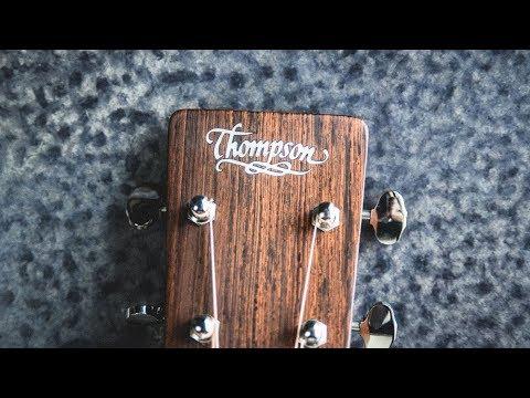 Acoustic Guitar Magazine, Billy Strings & Preston Thompson Guitars (AT22)