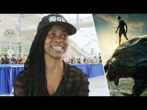 Black Panther's production designer talks bringing Wakanda to life