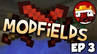 Modfields - Episode 3 - Dungeons Dungeons Dungeons!