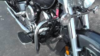 8. 115578   2009 Yamaha V Star 1100 Classic