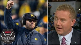 Kirk Herbstreit on rankings: 'These are the four best teams' | College Football Playoff