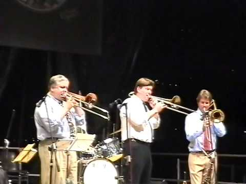 Dan Barrett - Jammin' for Condon's Lino Patruno & His All Stars Featuring: Rebecca Kilgore (vocals) Ed Polcer (cornet) Dan Barrett (trombone, cornet) Tom Baker (cornet, tr...