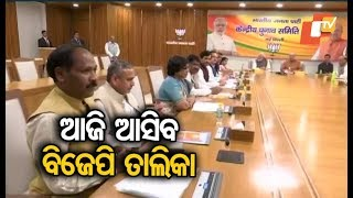 BJP May Announce First Candidate List For Elections 2019 Today