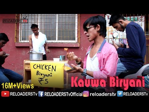 Kauwa Biryani - Run Movie Spoof - Reloaders Tv