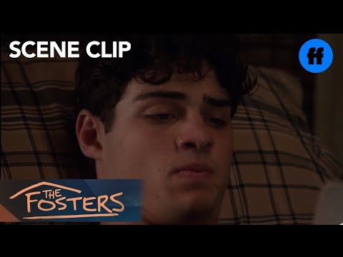 The Fosters | Season 4, Episode 14: Jesus Can't Read His Get Well Cards | Freeform