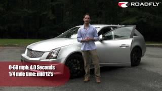 2011 Cadillac CTS-V Wagon Test Drive&Car Review