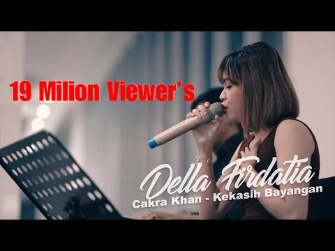 Download Lagu Cakra Khan - Kekasih Bayangan | Live Covered By Della Firdatia Feat. Riza Music Video