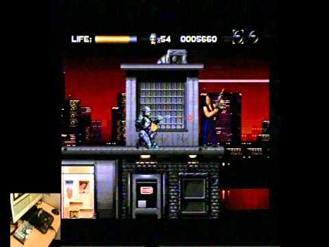 RoboCop vs Terminator Game Boy