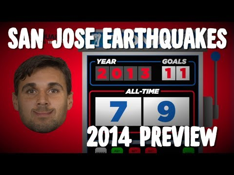 Video: San Jose Earthquakes Capsule: Can the Goonies continue their hot streak from the end of 2013?