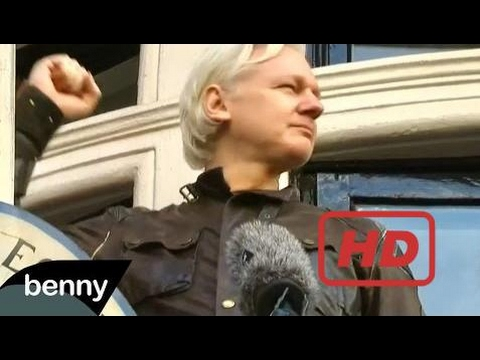 Assange Hails Important Victory But DOES NOT Forgive Sweden's Fake Rape Charges  #HAY