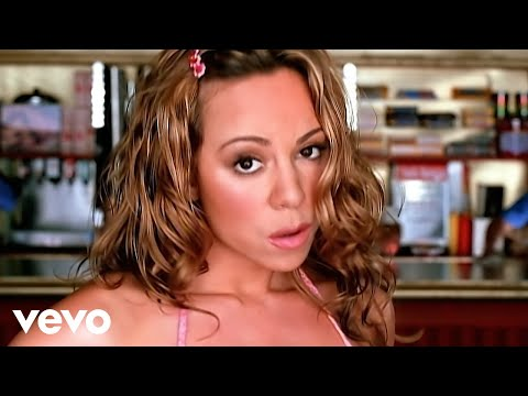 Mariah Carey, Jay-Z - Heartbreaker (Video)